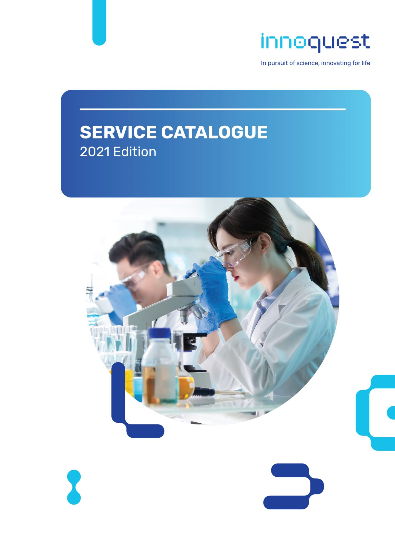 Innoquest Service Catalogue image